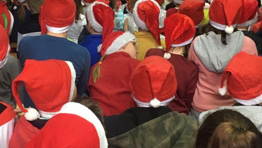 Filia Chwaliszew - Urodziny Świętego Mikołaja