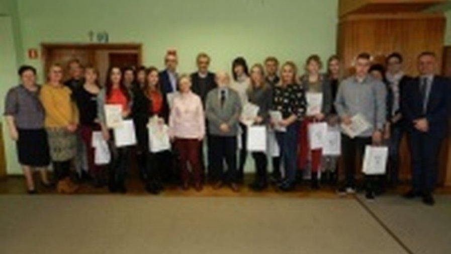 Wiersze laureatów konkursu poetyckiego na wiersz patriotyczny