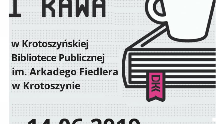 Zapraszamy na kolejne spotkanie Dyskusyjnego Klubu Książki w Krotoszyńskiej Bibliotece Publicznej