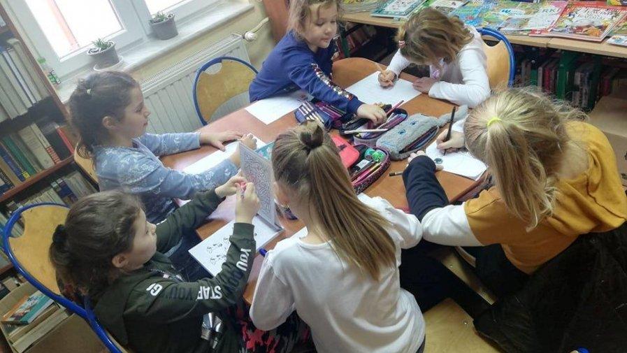 """Filia nr 5 w Chwaliszewie """"List do Św. Mikołaja"""""""