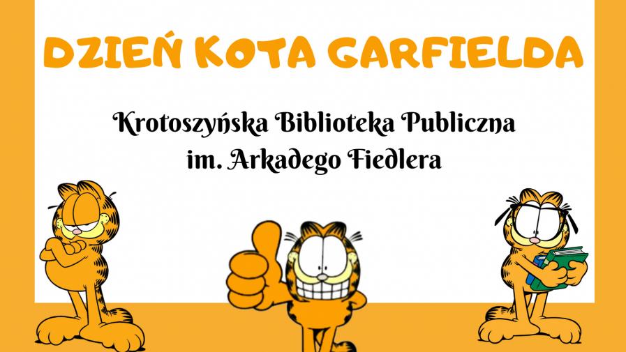Dzień kota Garfielda
